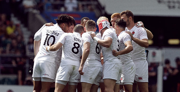 Four London Sevens Weekend Tickets
