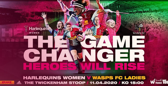 Two tickets to The Game Changer on the 11th April